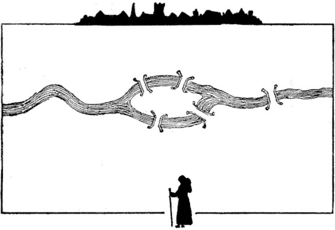 Călugărul și podurile