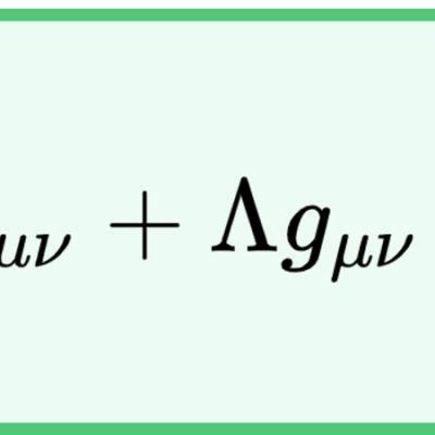 Ecuatiile lui Einstein