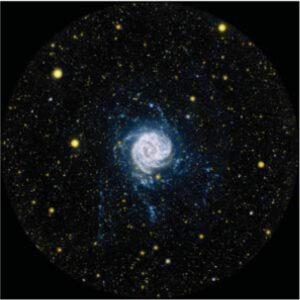 Galaxia Messier 83, sau M83