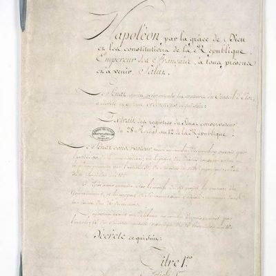 Constituția anului XII (Prima Republica Franceză)