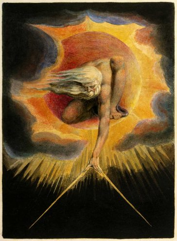 William Blake, Europe a Prophecy