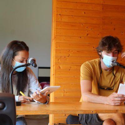 Ateliere de radio și film în Geoparcul Platoul Mehedinți