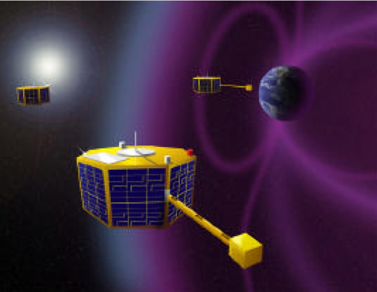 Nanosateliții Space Technology 5