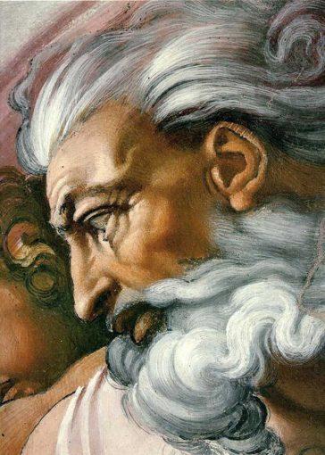 Michelangelo, Creation of Adam