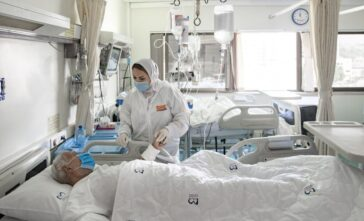 Spital în pandemia COVID-19