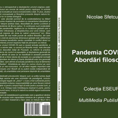 Pandemia COVID-19 - Abordări filosofice