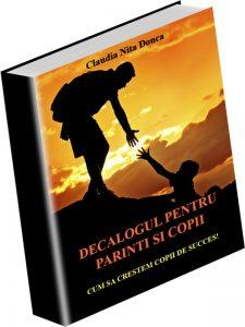 Decalogul pentru parinti si copii