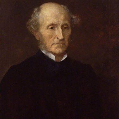 Portrait of John Stuart Mill, by George Frederic Watts