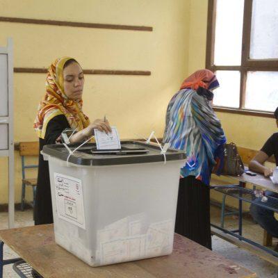 Accesul la vot al femeilor din Maoroc