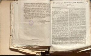Broșură socialistă utopică a lui Rudolf Sutermeister