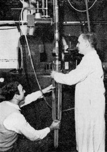 Experimentul Wu efectuat la laboratorul Bureau of Standards