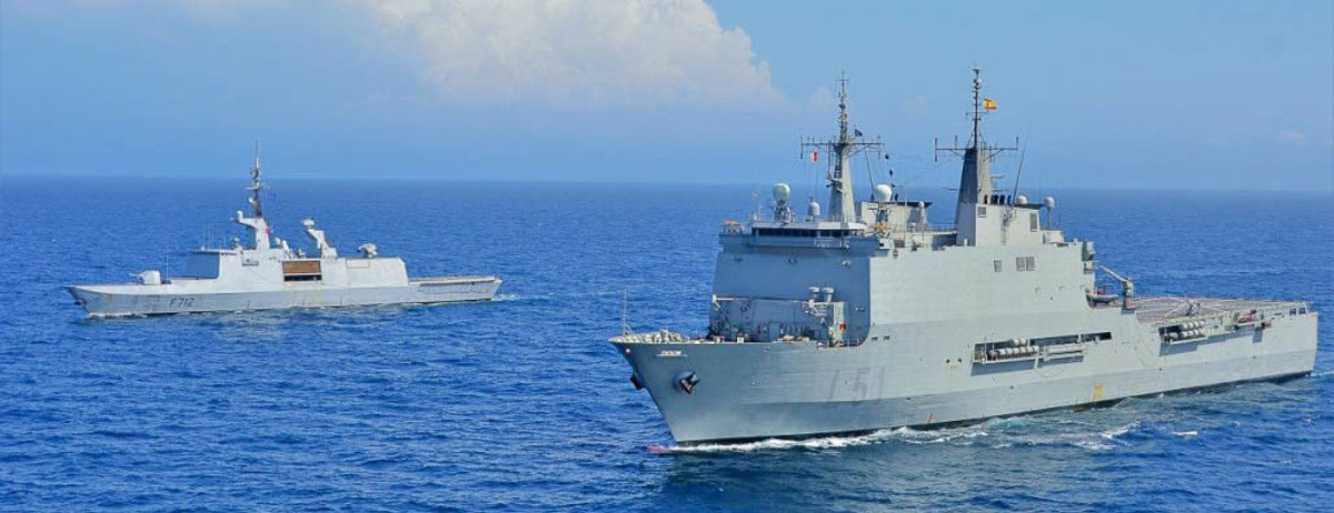 Maritime Surveillance project