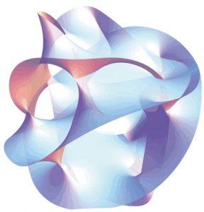 Quintic Calabi–Yau manifold