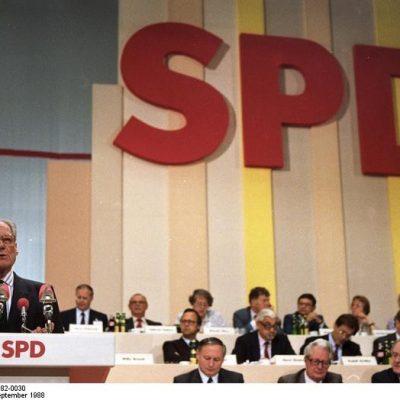 Partidul Social Democrat din Germania