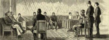 Un proces în Imperiul Otoman, 1879