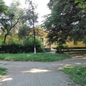 Muzeu istoric în dispensarul parculuiPoiana Mare