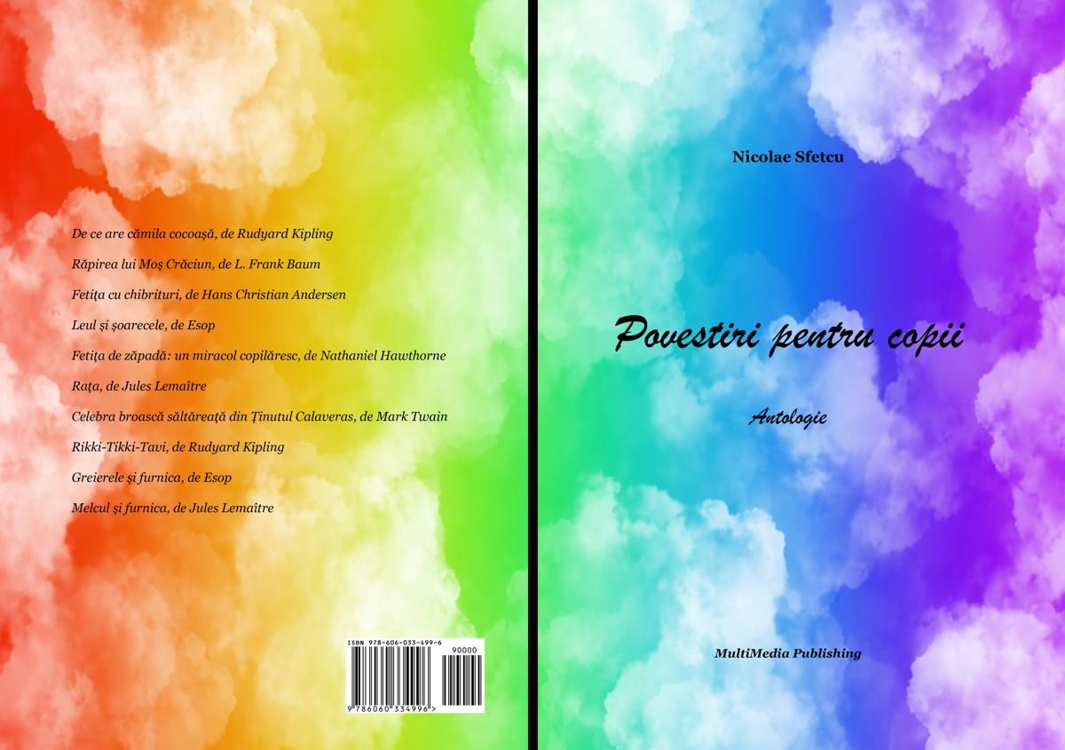 Povestiri pentru copii - Antologie