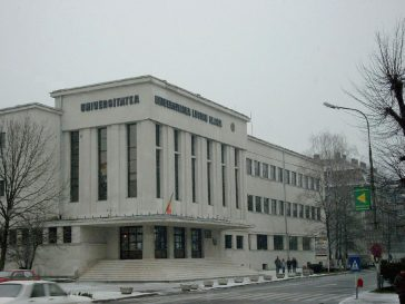 Universitatea Lucian Blaga, Sibiu