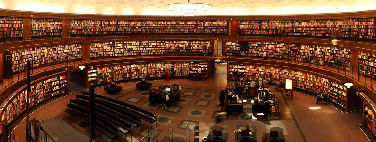 Book library