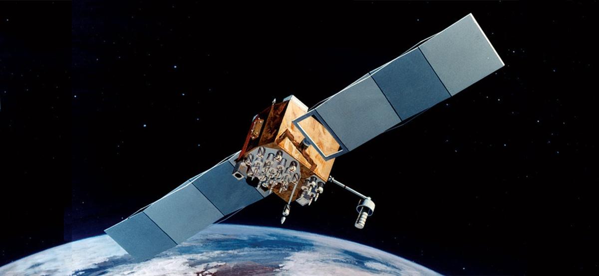 Satelit de poziționare globală (GPS)