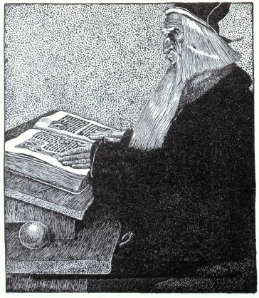 Wizzard: Arthur-Pyle The Enchanter Merlin