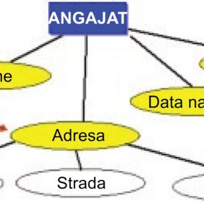 Modelul de date entitate-asociere în bazele de date