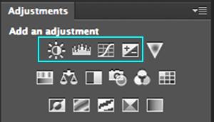 Expunerea și tonurile culorilor în Adobe Photoshop