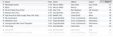 Playlist - iTunes